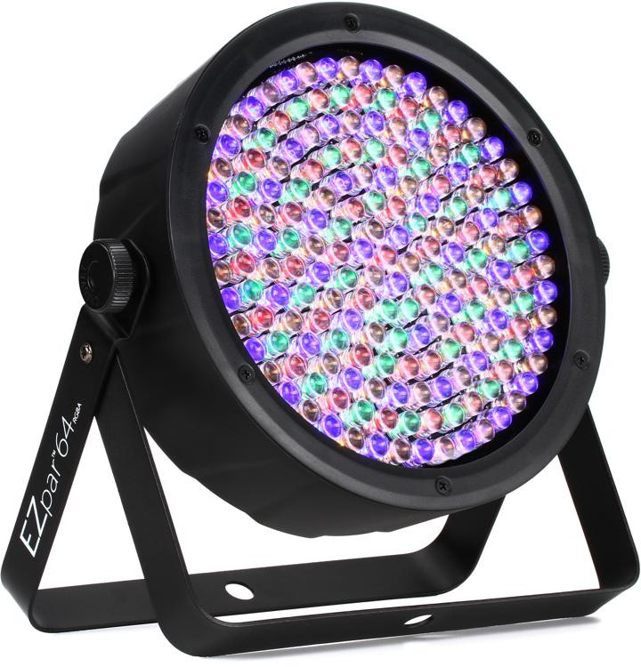 Chauvet DJ EZpar 64 RGBA Battery-powered Par image 1