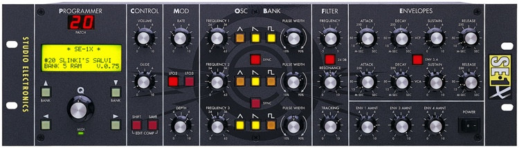 Studio Electronics SE-1X Analog Synthesizer image 1