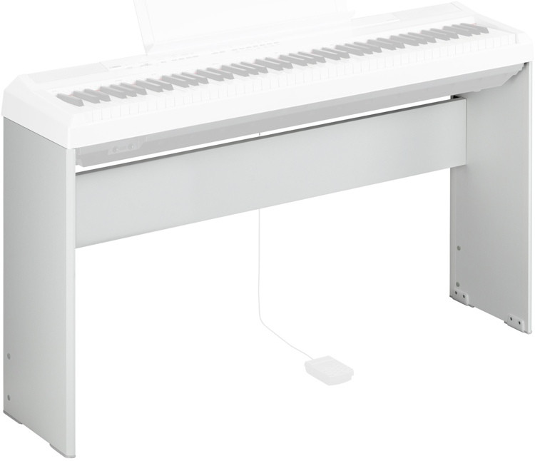 Yamaha L85 Piano Stand - White image 1