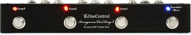 One Control Xenagama Tail Loop Mk-II 3-channel Loop Switching Pedal image 1