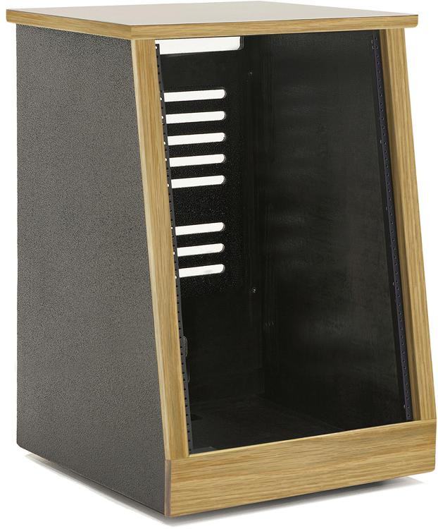 Sound Construction R16-1 SL OK Rack - 16 Space, 1-Bay image 1