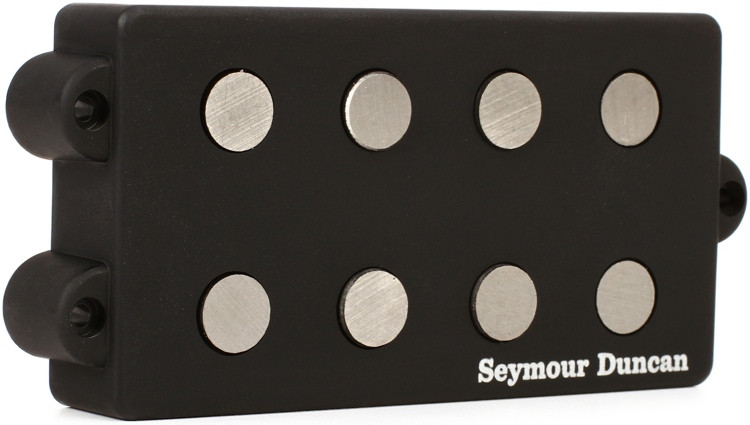seymour duncan smb 4a alnico music man replacement pickup black sweetwater. Black Bedroom Furniture Sets. Home Design Ideas