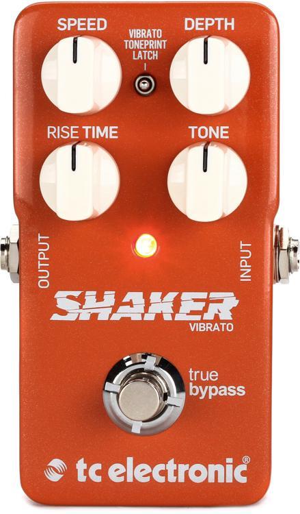 TC Electronic Shaker Vibrato Vibrato Pedal image 1