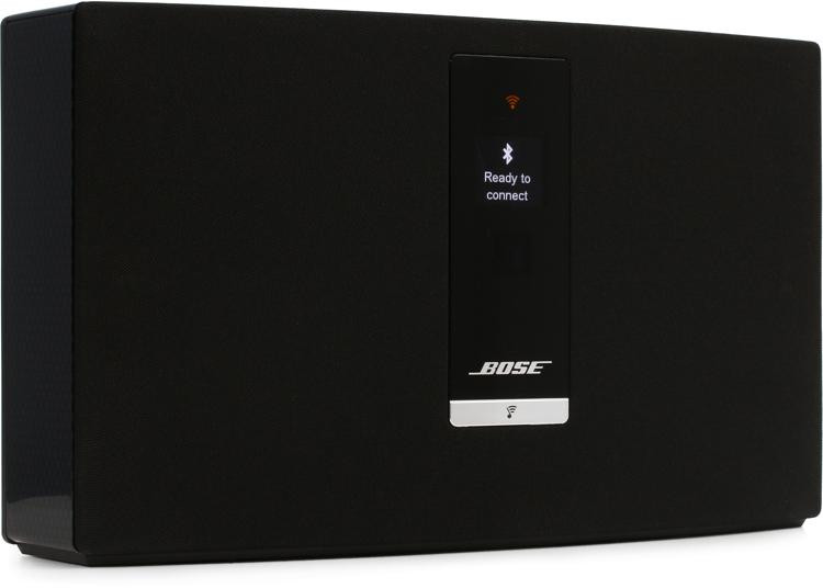 Bose SoundTouch 20 Series III Wireless Music System - Black image 1