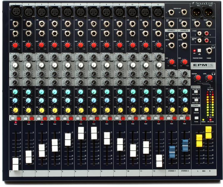 Soundcraft EPM12 image 1
