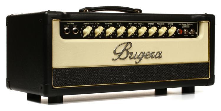 Bugera V22HD Infinium 22-watt Tube Head image 1