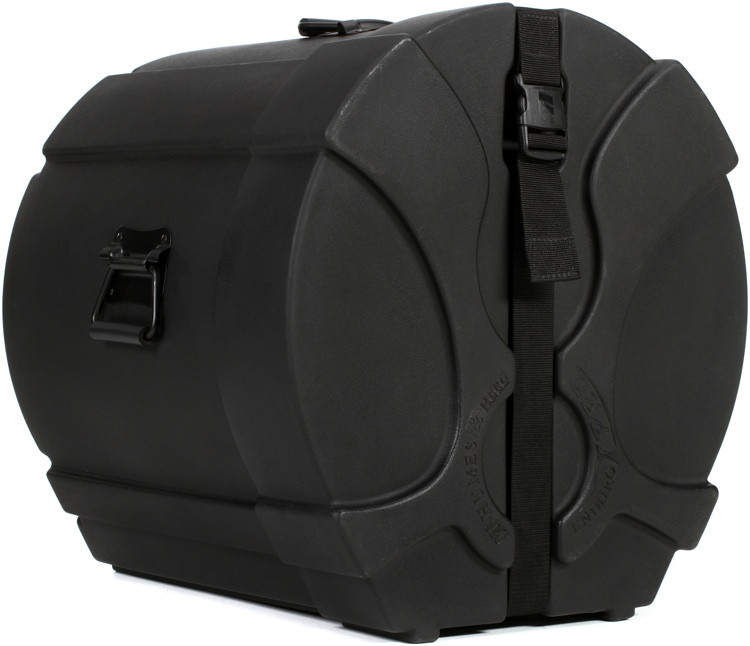 Humes & Berg Enduro Pro Foam-lined Bass Drum Case - 14