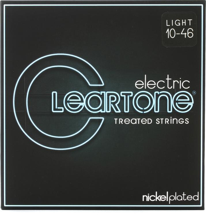 Cleartone 9410 EMP Electric Guitar Strings - .010-.046 Light image 1