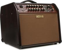 Boss Acoustic Singer Pro 120-watt Bi-amp Acoustic Combo with FX