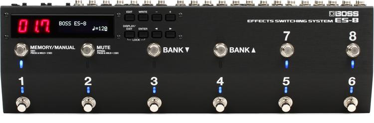 Boss ES-8 Effects Switching System image 1