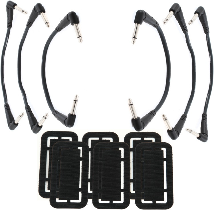 Sweetwater Pedal Kit 6-Pack image 1