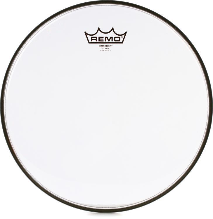 Remo Emperor Clear Drumhead - 12