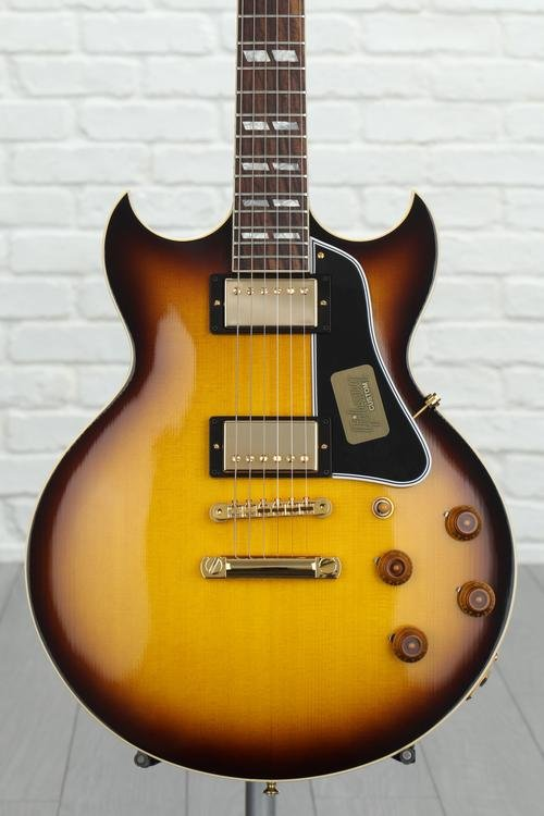 Gibson Custom Johnny A. Spruce Top - Tobacco Burst