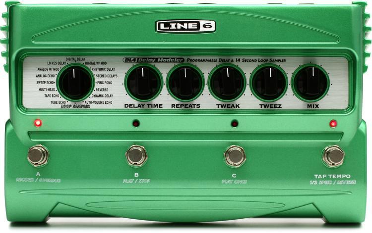 Line 6 DL4 Delay Modeler Pedal image 1