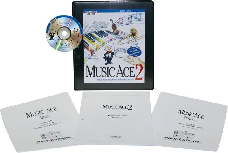 Harmonic Vision Music Ace 2 - Educator Version image 1
