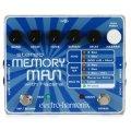 Electro-Harmonix Stereo Memory Man with Hazarai Delay / Looper Pedal