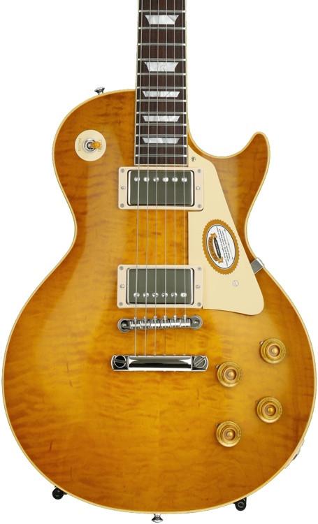 Gibson Custom True Historic 1959 Les Paul - Vintage Lemon Burst image 1