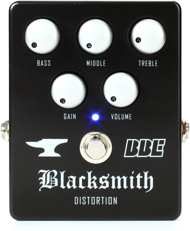 BBE Blacksmith Distortion Pedal image 1