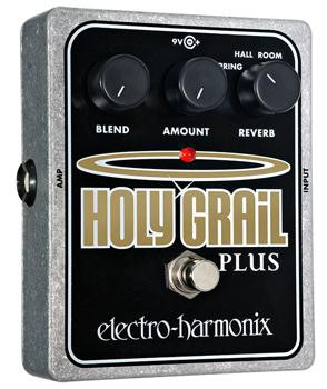 Electro-Harmonix Holy Grail Plus Reverb Pedal image 1