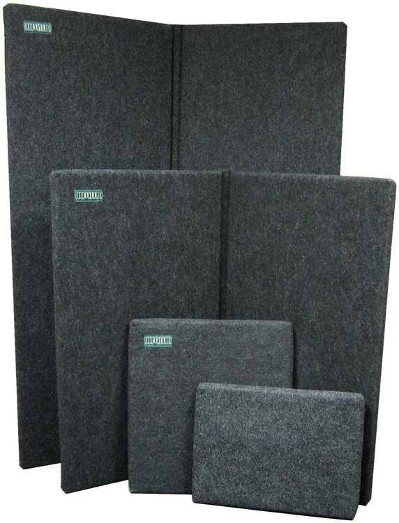 ClearSonic S5-2D, Dark Gray SORBER (2) Panels - 66