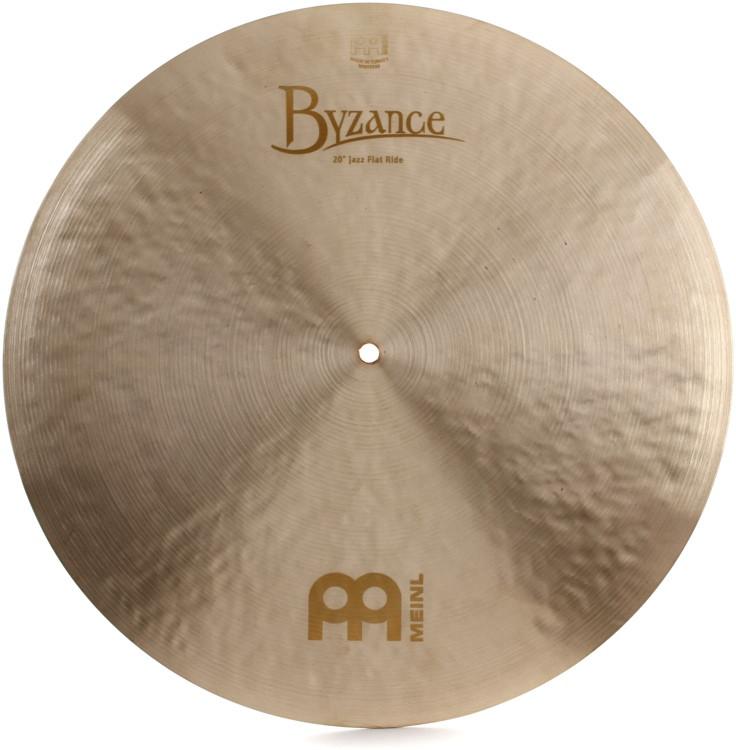 Meinl Cymbals Byzance Jazz Flat Ride - 20