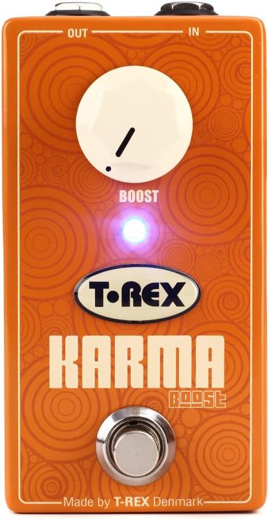 T-Rex Karma Boost Clean Boost Pedal image 1