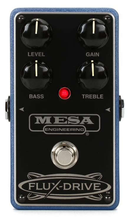 Mesa/Boogie Flux-Drive Overdrive Pedal image 1