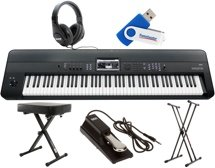 Korg Krome 88 Essential Keyboard Bundle