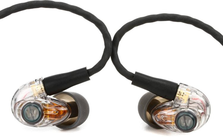 Westone Am Pro 10 Ambient Earphones - Clear image 1