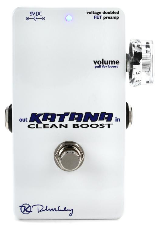 Keeley Katana Boost Pedal image 1