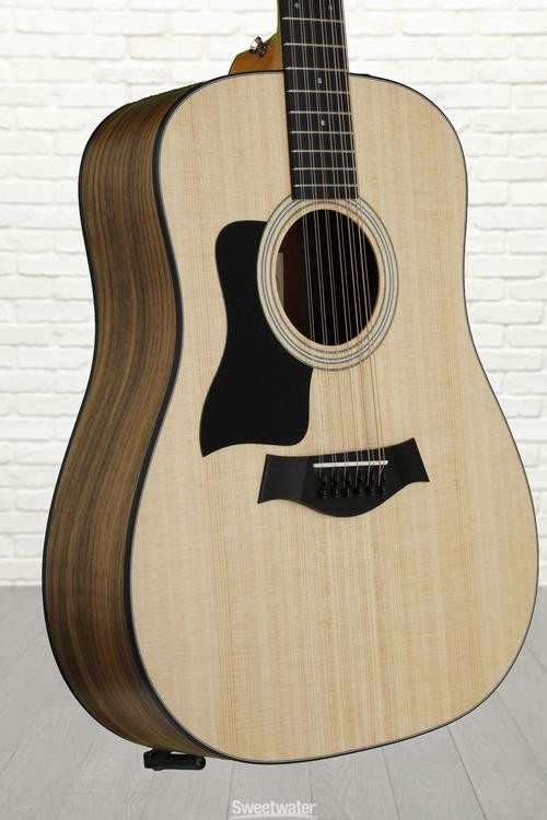 Taylor 150e Left-handed - Layered Walnut back and sides image 1
