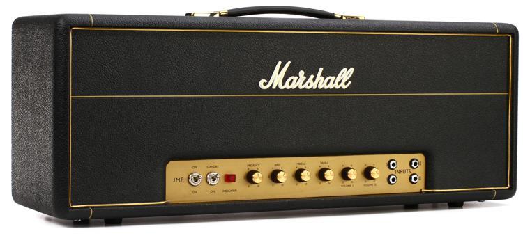Marshall 1959HW 100-watt Handwired Tube Head image 1