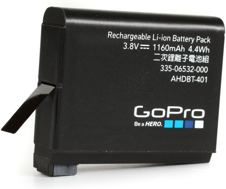 GoPro Rechargeable Battery (for HERO4) image 1
