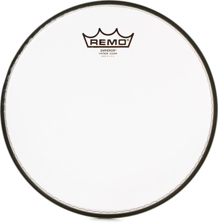 Remo Vintage Emperor Clear Drum Head - 10