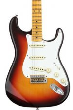 Fender Custom Shop 1958 Journeyman Relic Stratocaster - Chocolate 3-tone Sunburst with Maple Fingerboard