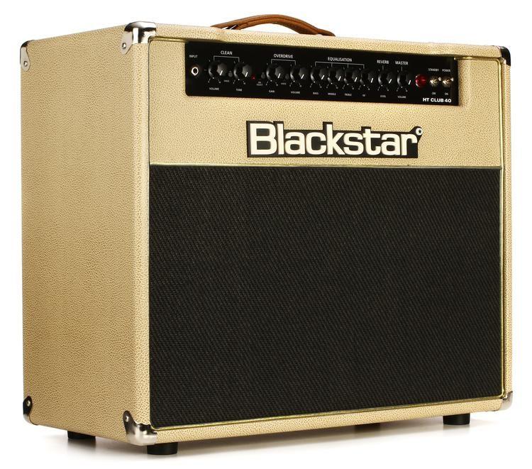 """Resultado de imagem para Blackstar HT Club 40 - 40-watt 1x12"""" Tube Combo Amp"""