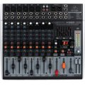 Behringer Xenyx X1222USB Mixer and USB Audio Interface with Effects