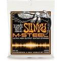 Ernie Ball 2922 M-Steel Hybrid Slinky Electric Strings - .009-.046