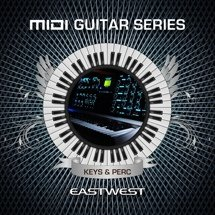 EastWest MIDI Guitar Series Volume 5 Keyboards and Percussion