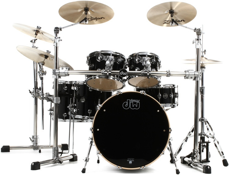 DW Performance Series 5-piece Shell Pack - 24