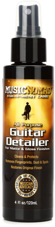 MusicNomad Guitar Detailer - All-purpose for Acoustic & Electric image 1