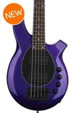Ernie Ball Music Man Bongo 5 HH - Firemist Purple
