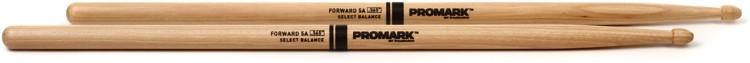 Promark Select Balance Forward Hickory Drumsticks - 0.565