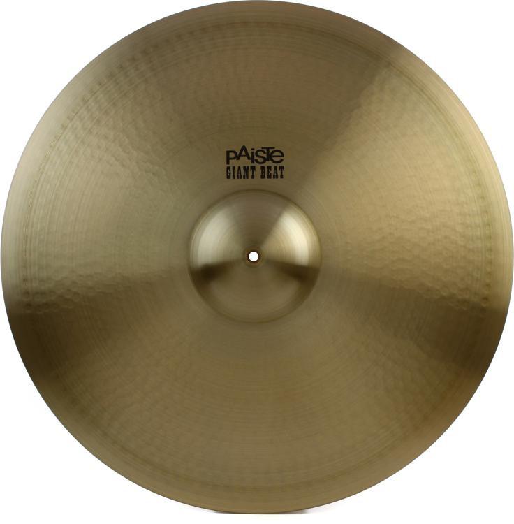 Paiste Giant Beat Crash / Ride Cymbal - 24