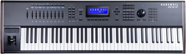 Kurzweil PC3A7 76-key Synthesizer Workstation image 1