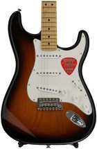 Fender American Special Stratocaster - 2-tone Sunburst with Maple Fingerboard