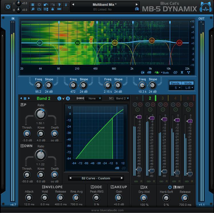 Blue Cat Audio MB-5 Dynamix image 1