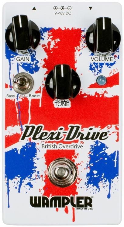Wampler Plexi-Drive British Overdrive Pedal image 1