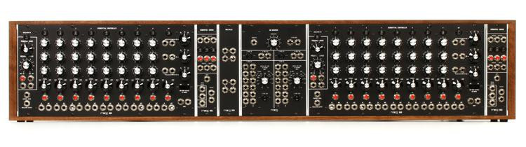 Moog Sequencer Complement B Expansion Cabinet Reissue image 1