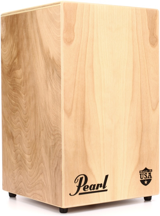 Pearl Afterburner Box Cajon - 100% Birch Construction image 1